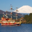 Mt. Fuji-Hakone 1-Day Tour Return by Shinkansen (with Lunch): Fuji Visitor Center, Lake Ashi Cruise, Mt.Komagatake Ropeway