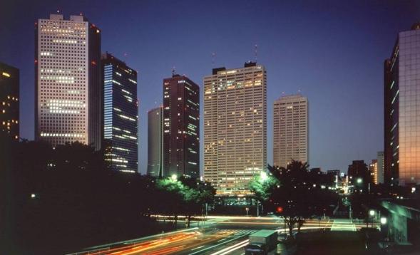 Keio Plaza Hotel Tours