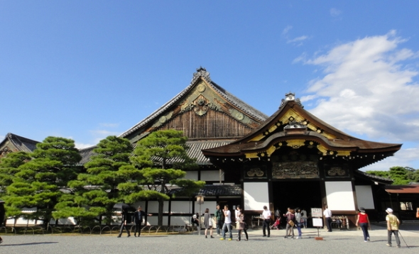 JTB USA Kyoto 1-Day Tour: Nijo Castle, Kinkakuji Temple ...